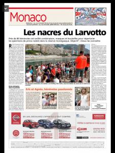 Balisage Nacres Monaco