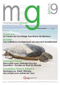 Magazine Grimaldi Forum 2015