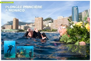 Plongeur International Monaco