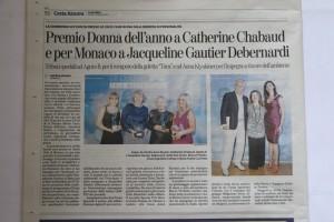 Premio Donna Dell anno