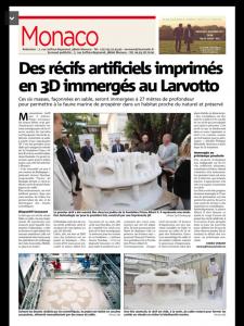 Recif 3D Monaco